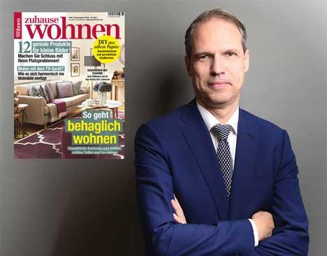 jahreszeitenverlag verkauft wohnzeitschrift an geranova bruckmann. Black Bedroom Furniture Sets. Home Design Ideas
