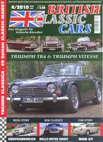 Vf Verlagsgesellschaft Verlegt British Classic Cars