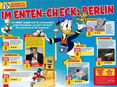 Maus Magazine Micky Maus Magazin Schickt Die