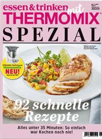 Essen Und Trinken Zeitschrift erstes sonderheft essen trinken mit thermomix erscheint