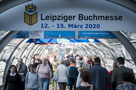 286.000 Besucher zählte die Leipziger Buchmesse im Jahr 2019. 2020 findet das Literatur-Event vom 12. bis 15. März 2020 statt. Foto: Messe Leipzig