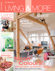 living more erscheint k nftig bei geranova bruckmann. Black Bedroom Furniture Sets. Home Design Ideas