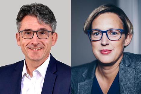 Übernehmen die redaktionelle Leitung der laut Verlagsangaben reichweitenstärksten Zeitungsmarke Brandenburgs/ Foto: Madsack