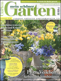 Preiserhöhung für Mein schöner Garten