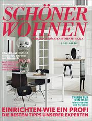 sch ner wohnen pr sentiert drei gro en magazin specials. Black Bedroom Furniture Sets. Home Design Ideas