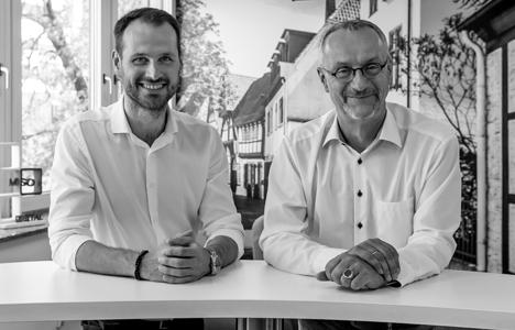 MSO Digital hat künftig eine Doppelspitze (v.l.): Sven Beckmann und Sebastian Kmoch/ Foto: MSO Digital