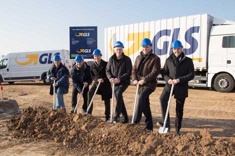 Gls Baut Neues Depot Im Raum Offenburg