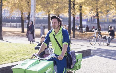 Pin Mail aus Berlin gehört zu den erfolgreichsten rgionalen Postunternehmen in Deutschland. Foto: Pin AG