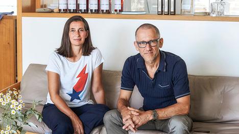 Hinter der Brand Design Company Zeichen & Wunder stehen die Gründer Irmgard Hesse und Marcus von Hausen/ Foto: Zeichen & Wunder