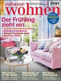 jahreszeiten verlag erh ht verkaufspreis von zuhause wohnen. Black Bedroom Furniture Sets. Home Design Ideas
